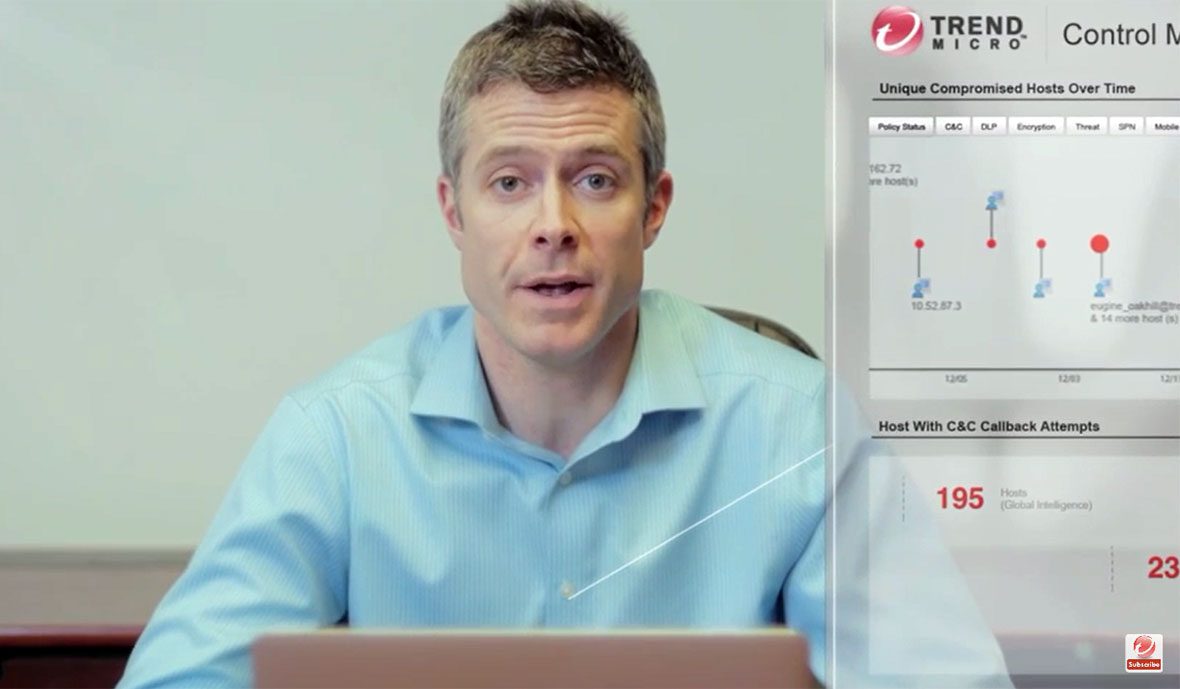 Protect Better with Trend Micro