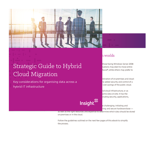 Hybrid Cloud eBook