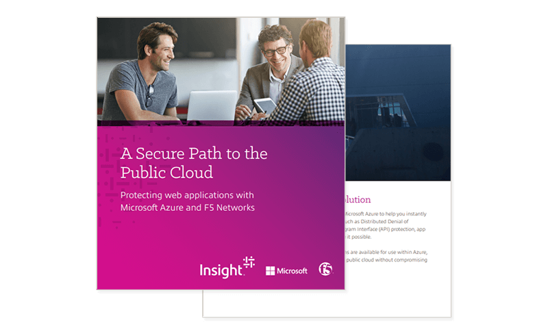 A Secure Path to the Public Cloud cover