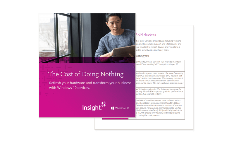 The Cost of Doing Nothing ebook cover
